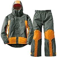 リプナー(LIPNER) 防水防寒スーツ プロップ 30338253 チャコール M