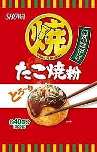 昭和 たこ焼粉 200g×3個