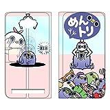 めんトリ ZenFone Max ZC550KL ケース 手帳型 薄型プリント手帳 クレーンゲームE (in-050) WN-LC183369