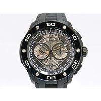 ロジェ・デュブイ パルジョン クロノグラフ RDDBPU0005 シルバー/ブラック メンズ 腕時計 [並行輸入品]