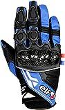 エルフ(ELF) バイク用グローブ ストラーダメッシュグローブ ブルー LLサイズ ELG-9261