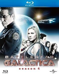 GALACTICA/ギャラクティカ シーズン4 ブルーレイBOX [Blu-ray]