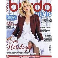 Burda Style English [DE] No. 12 2018 (単号)