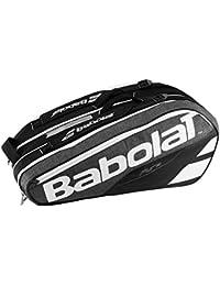 バボラ(BabolaT) テニスバッグ ピュア・ライン ラケットバッグ(9本収納可) BB751134