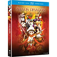 ケイオスドラゴン / CHAOS DRAGON: COMPLETE SERIES