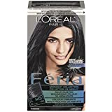 L'oreal Paris Feria Midnight Collection, Cool Soft Black by L'Oreal Paris Hair Color [並行輸入品]