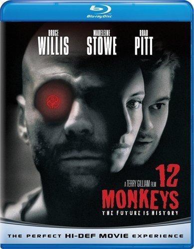 12 Monkeys [Blu-ray] (1995)