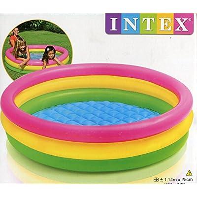 INTEX(インテックス) サンセットグロープール 114×25cm 57412 [日本正規品]