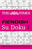The Times Fiendish Su Doku (Sudoku) 画像