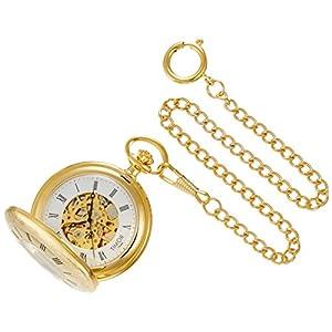 [ティモール]TIMOR 懐中時計 ポケットウォッチ ナポレオン(デミハンター) 手巻き TP101JA01 【正規輸入品】