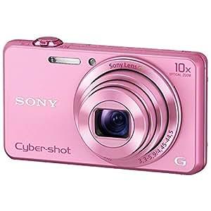 SONY デジタルカメラ Cyber-shot WX220 光学10倍 ピンク DSC-WX220-P