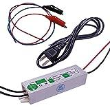 AC-DC コンバーター 電圧 変換器 変圧器 AC100V→DC12V ACC電源付