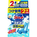 ブルーレットスタンピー 除菌効果プラス フレッシュコットンの香り つけ替用 56g(28g×2本)