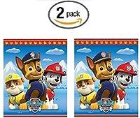 Paw Patrol 8ct Goodie Bags - 2 Pack (Two Pack) [並行輸入品]