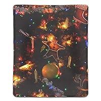 マウスパッド レーザー&光学式マウス対応 クリスマスの飾り