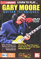 Learn to Play Gary Moore [DVD] [Import]