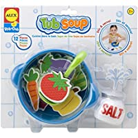 アレックス ALEX Toys Rub a Dub Dirty Cars Baby Fun Play Bathing Accessories (並行輸入品)