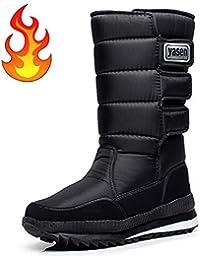 ブーツ レディース メンズ スノーブーツ 冬用 防寒 防滑 ショートブーツ アウトドアシューズ