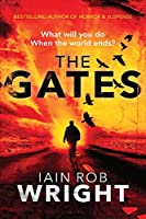 The Gates - LARGE PRINT (Hell on Earth)