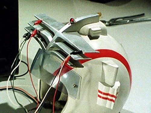 消えたワンセブン 謎のヘルメット