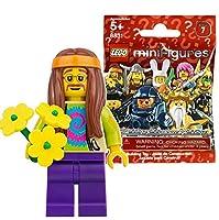 レゴ(LEGO) ミニフィギュア シリーズ7 ヒッピー 未開封品 |LEGO Minifigures Series7 Hippie 【8831-11】 [並行輸入品]