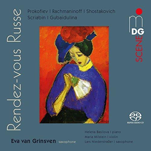 Prokofiev/Rachmaninov/Shostako