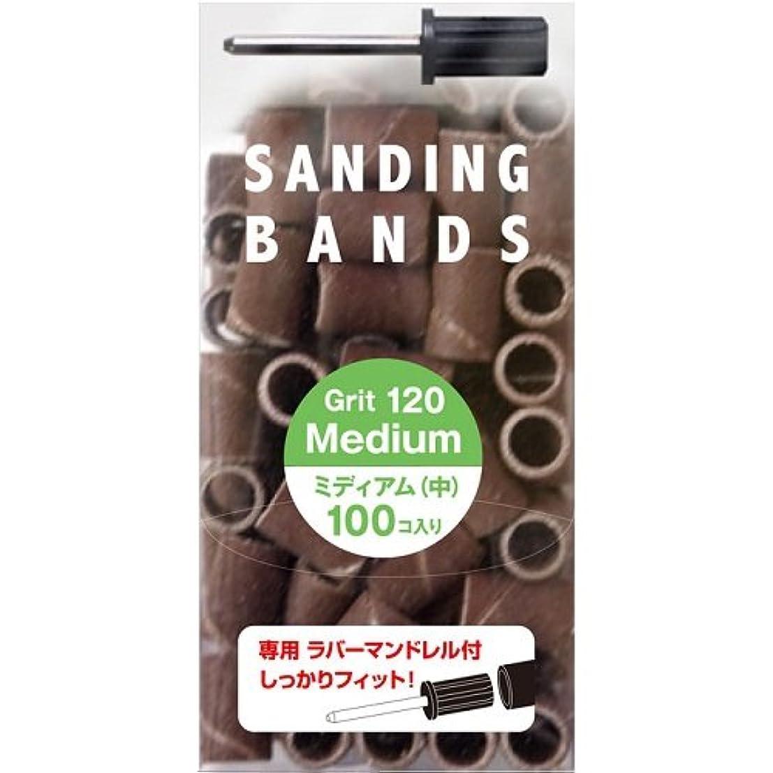 子音予備増幅サンディングバンド(SB-120)