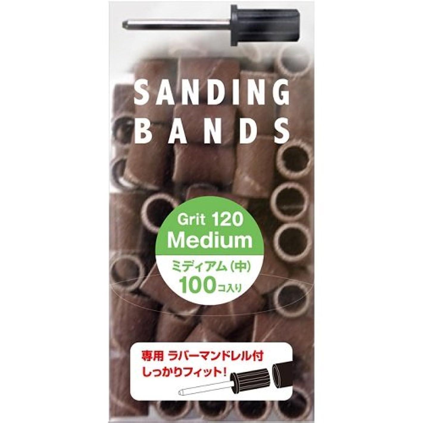アメリカスーダン硬いサンディングバンド(SB-120)