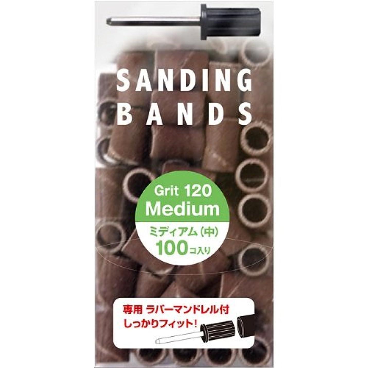 瞬時に繰り返す多分サンディングバンド(SB-120)