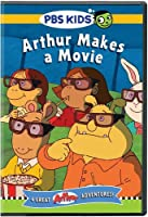 Arthur Makes a Movie [DVD] [Import]