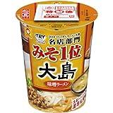 マルちゃん 縦ビッグ大島味噌ラーメン 110g×12個