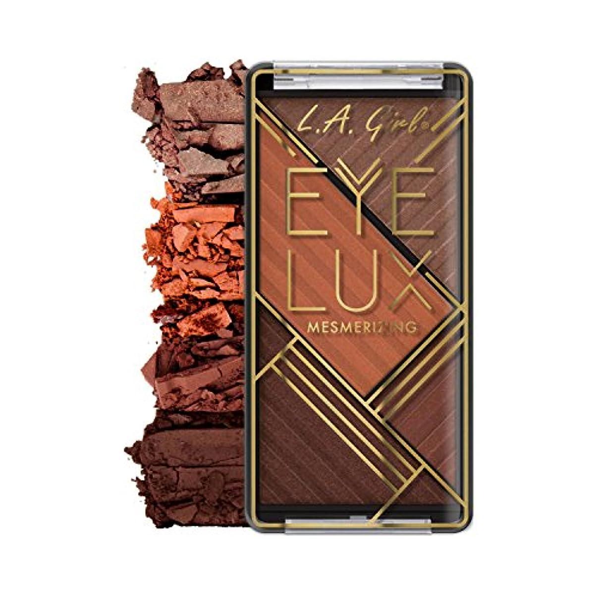 傭兵集団スキルL.A. GIRL Eye Lux Mesmerizing Eyeshadow - Energize (並行輸入品)