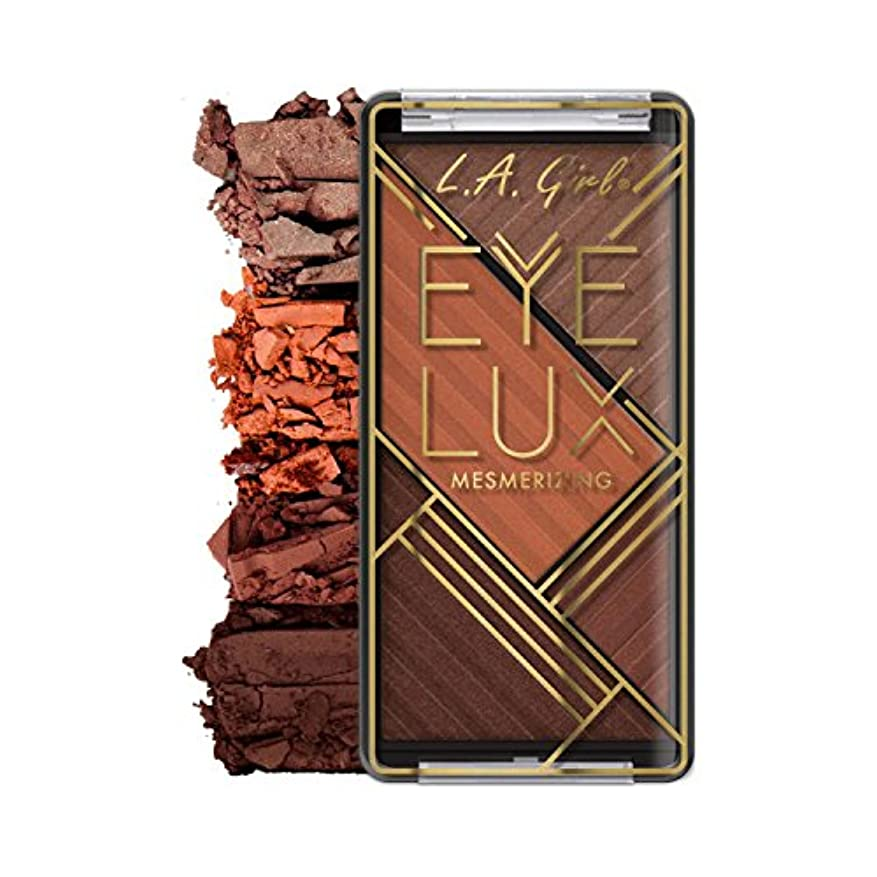 居住者コメンテーター増幅器L.A. GIRL Eye Lux Mesmerizing Eyeshadow - Energize (並行輸入品)