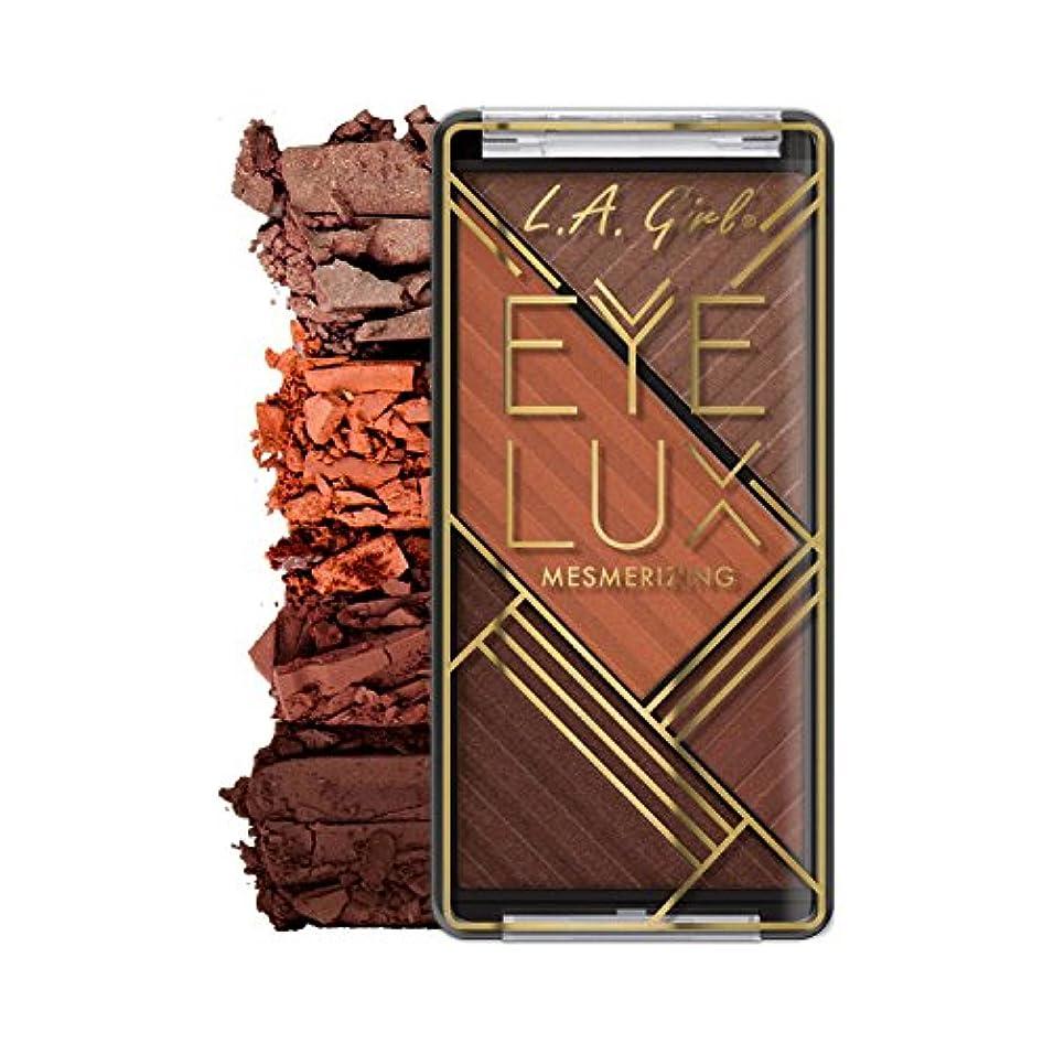 クライマックス守る雇用者L.A. GIRL Eye Lux Mesmerizing Eyeshadow - Energize (並行輸入品)