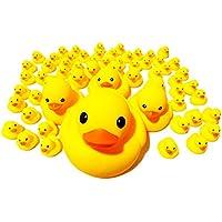 【 おまけ付き 】アヒルちゃん 60個 セット ( 4種類 ) ウキウキ お風呂が楽しい