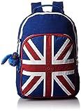[キプリング] KIPLING Amazon公式 正規品 UNION J GOULDI リュック K15353 269 (Union Jack)