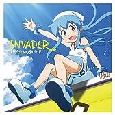 INVADER(初回生産限定盤)(DVD付)