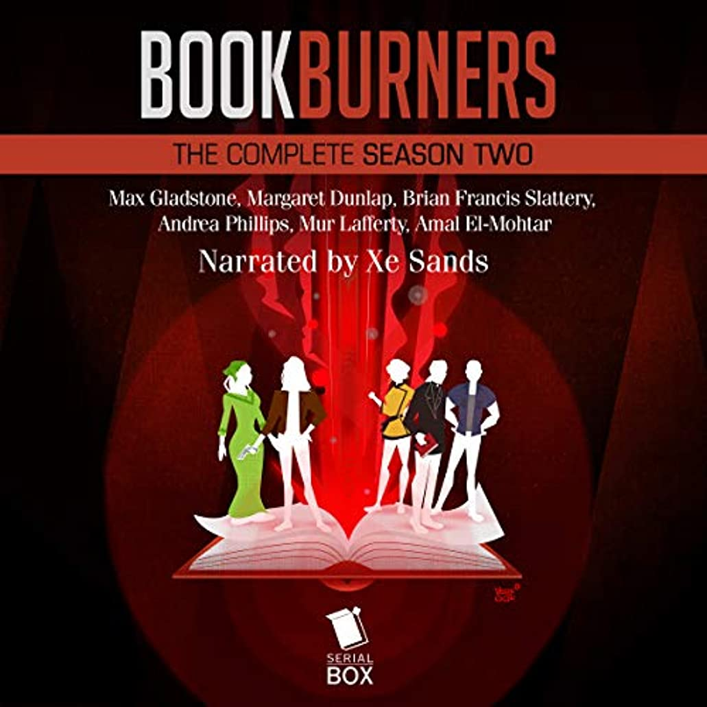 のキルト便利さBookburners: The Complete Season 2 (English Edition)