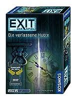 Exit - Die verlassene Hütte: Das Spiel für 1-6 Spieler