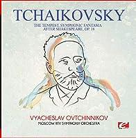 Tempest Symphonic Fantasia After Shakespeare Op 18