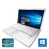 【Microsoft Office 2010搭載】【新品SSD:240GB】【Win 10搭載】Panasonic CF-B10/第二世代Core i5 2.5GHz/大容量メモリ:4GB/新品SSD:2..