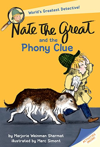 Nate the Great and the Phony Clueの詳細を見る