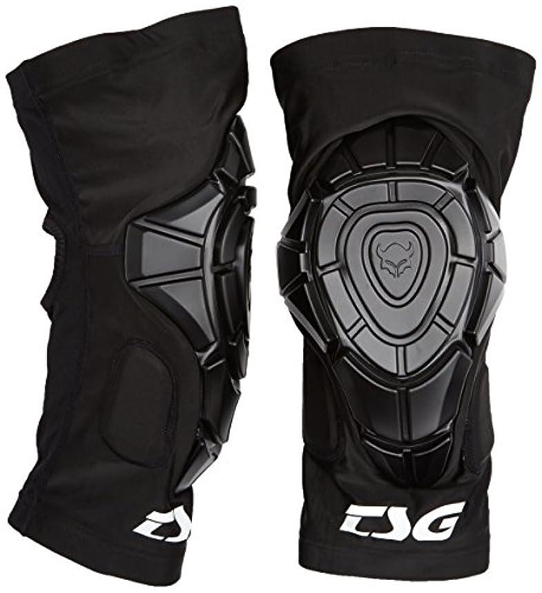 チューインガム葉調和のとれたTSG 膝スリーブ|洗える、スリップオン、膝関節スリーブ|軽量、薄型のソフトシェル保護|最大限の柔軟性