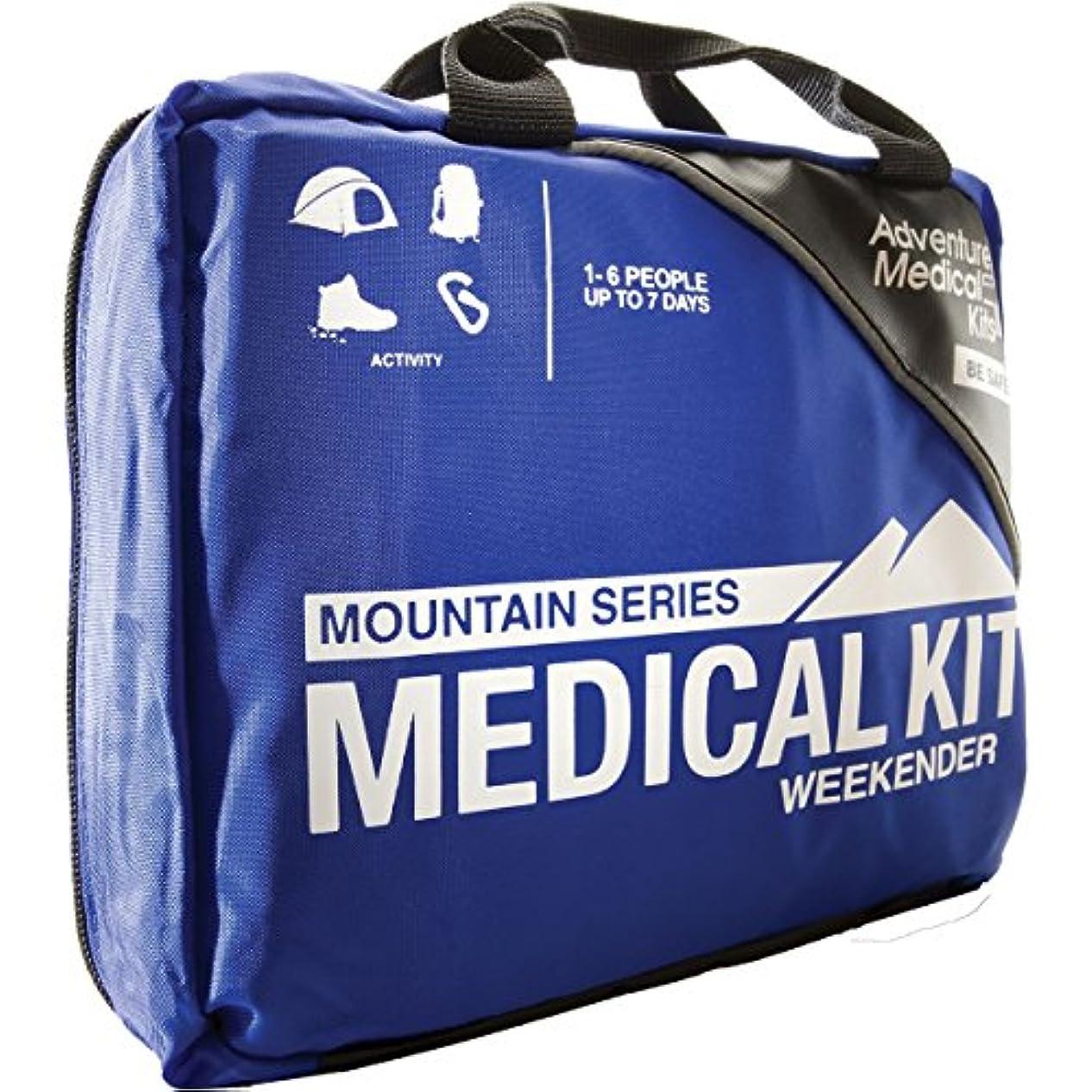 屋内で参加するふくろうAdventure MedicalウィークエンダーFirst Aid Kit – Mountainシリーズ