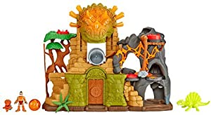 Fisher-Price Imaginext Dino Fortress [並行輸入品]