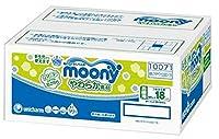 ムーニー おしりふき やわらか素材 詰替用 80枚×18個 (1440枚)