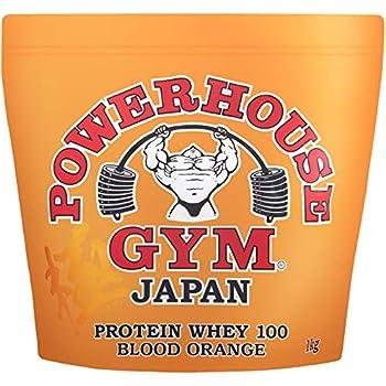【公式販売店】 ホエイプロテイン ブラッドオレンジ POWERHOUSE GYM 極ボディ NPCJ公認