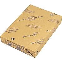王子製紙 コピー用紙 B5 500枚 ス-パ-ホワイトライラツク-B5