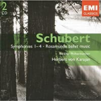 Symphony No 1-4