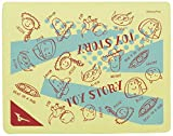 MIZUNO(ミズノ) スイムタオル ディズニー トイストーリー 高吸水 セームタオル N2JY808143 F.イエロー 34×44cm